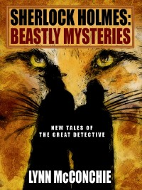 Cover Sherlock Holmes -- Beastly Mysteries