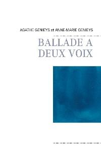 Cover BALLADE A DEUX VOIX