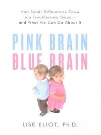 Cover Pink Brain, Blue Brain