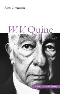 Cover W.V.O.Quine