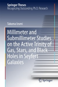Cover Millimeter and Submillimeter Studies on the Active Trinity of Gas, Stars, and Black Holes in Seyfert Galaxies