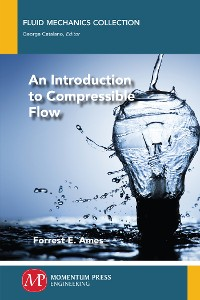 Cover An Introduction to Compressible Flow