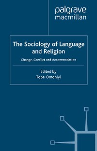 Cover The Sociology of Language and Religion