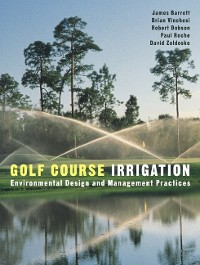Cover Golf Course Irrigation