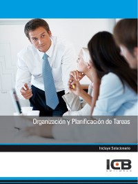 Cover ORGANIZACIÓN Y PLANIFICACIÓN DE TAREAS