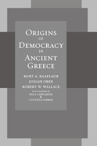 Cover Origins of Democracy in Ancient Greece