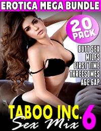 Cover Taboo Inc. Sex Mix 6 : 20 Pack Erotica Mega Bundle