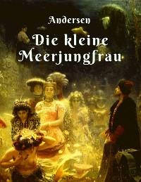 Cover Hans Christian Andersen - Die kleine Meerjungfrau