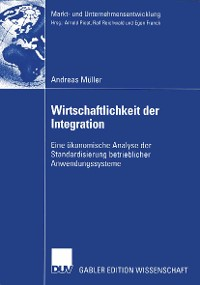 Cover Wirtschaftlichkeit der Integration