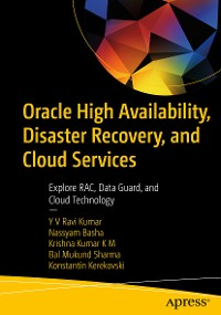 Cover Oracle High Availability, Disaster Recovery, and Cloud Services