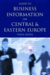 Cover Guide to Business Information on Central and Eastern Europe