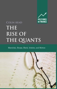 Cover The Rise of the Quants