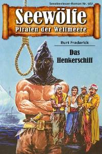 Cover Seewölfe - Piraten der Weltmeere 567