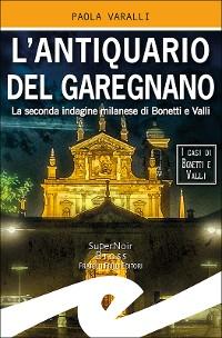 Cover L'antiquario del Garegnano