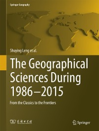 Cover The Geographical Sciences During 1986—2015