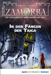 Cover Professor Zamorra 1198 - Horror-Serie