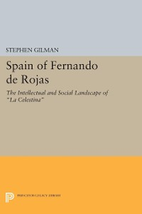 Cover Spain of Fernando de Rojas