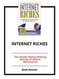 Cover Internet Riches