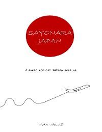 Cover Sayonara Japan