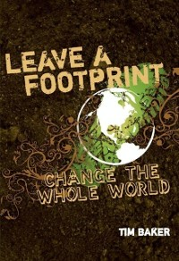 Cover Leave a Footprint - Change The Whole World