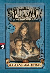 Cover Die Spiderwick Geheimnisse - Eine unglaubliche Entdeckung