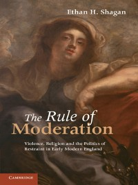 Cover The Rule of Moderation