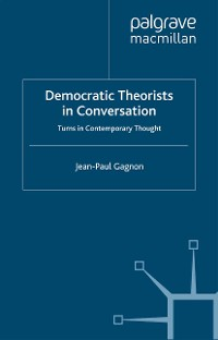 Cover Democratic Theorists in Conversation