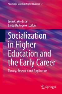 Cover Socialization in Higher Education and the Early Career