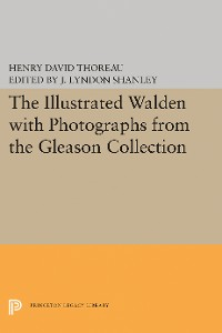 Cover The Illustrated WALDEN with Photographs from the Gleason Collection