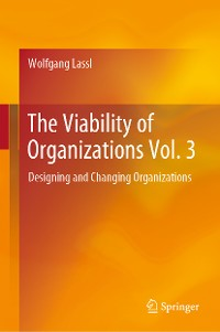 Cover The Viability of Organizations Vol. 3