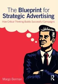 Cover Blueprint for Strategic Advertising