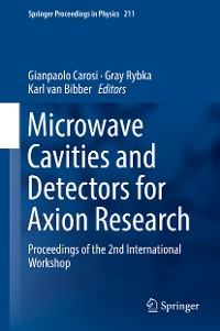 Cover Microwave Cavities and Detectors for Axion Research