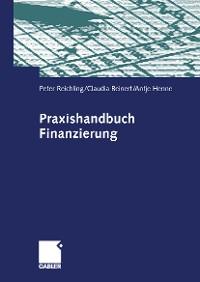 Cover Praxishandbuch Finanzierung