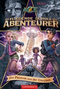 Cover Die fliegende Schule der Abenteurer (Bd. 3)