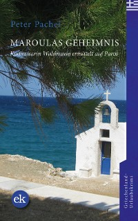 Cover Maroulas Geheimnis