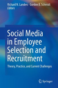 Cover Social Media in Employee Selection and Recruitment