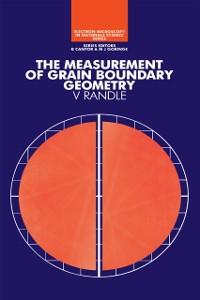 Cover Measurement of Grain Boundary Geometry