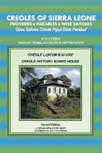 Cover Creoles of Sierra Leone Proverbs ?Parables?Wise Sayings