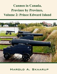 Cover Cannon in Canada, Province by Province, Volume 2