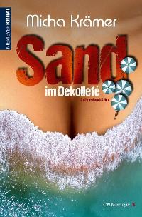 Cover Sand im Dekolleté