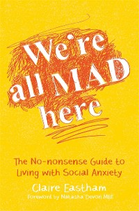 Cover We're All Mad Here