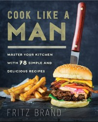 Cover Cook Like a Man