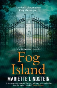 Cover Fog Island: A terrifying thriller set in a modern-day cult (Fog Island Trilogy, Book 1)