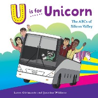 Cover U is for Unicorn