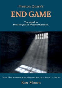Cover Preston Quark's End Game
