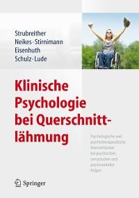 Cover Klinische Psychologie bei Querschnittlähmung