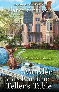 Cover Murder at the Fortune Teller's Table