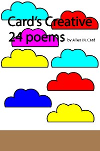 Cover Card's Creative 24 Poems