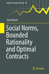 Cover Social Norms, Bounded Rationality and Optimal Contracts