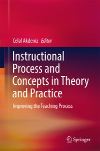 Cover Instructional Process and Concepts in Theory and Practice